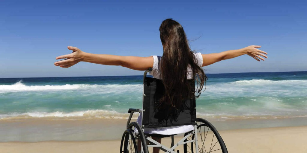wheelchair-beach